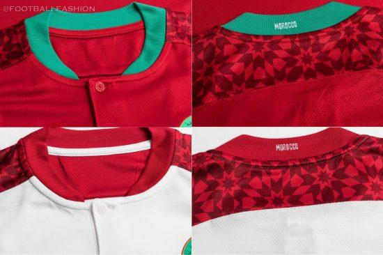 Morocco 2020 2021 PUMA Home and Away Football Kit, 2020-21 Shirt, 2020/21 Soccer Jersey, Maillot
