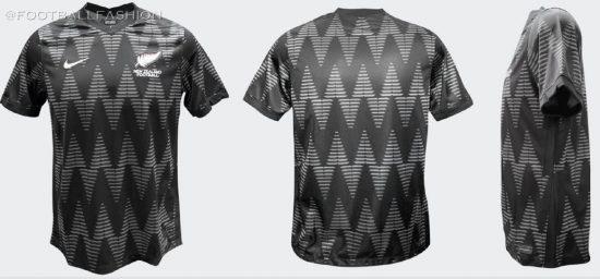 New Zealand 2020 2021 Nike Home and Away Soccer Jersey, 2020-21 Football Kit, 2020/21 Shirt