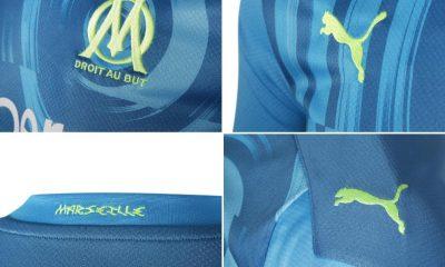 Olympique Marseille 2020 2021 PUMA Third Champions League Football Kit, 2020-21 Soccer Jersey, 2020/21 Shirt, Maillot
