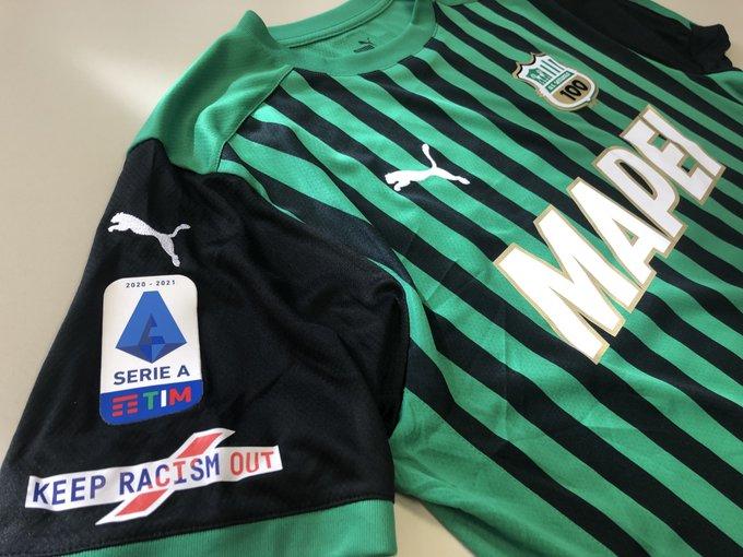Sassuolo 2020 2021 PUMA Home and Away Football Kit, 2020-21 Soccer Jersey, 2020/21 Shirt, Maglia, Gara