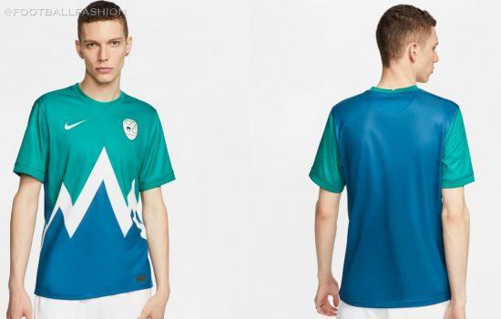Slovenia 2020 2021 Nike Home and Away Football Kit, 2020-21 Shirt, 2020/21 Soccer Jersey, Dres, Slovenija