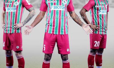 ATK Mohun Bagan 2020 2021 Home and Away Football Kit, 2020-21 Soccer Jersey, 2020/21 Shirt