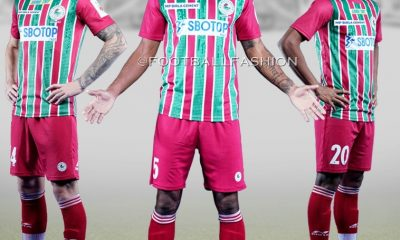 ATK Mohun Bagan 2020 2021 Home and Away Football Kit, 2020-21 Soccer Jersey, 2020/21 Shirt