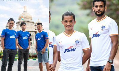 Bengaluru FC 2020/21 PUMA Home and Away Football Kit, 2020 2021 Soccer Jersey, 2020-21 Shirt