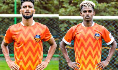 FC Goa 2020 2021 Home and Away Football Kit, 2020-21 Soccer Jersey, 2020/21 Shirt