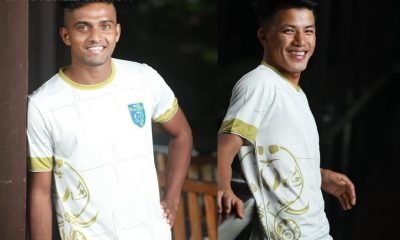 Kerala Blasters #SaluteOurHeroes 2020 2021 Third Football Kit, 2020-21 Shirt, 2020/21 Soccer Jersey