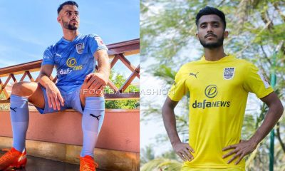 Mumbai City FC 2020 2021 PUMA Home and Away Football Kit, 2020-21 Shirt, 2020/21 ISL Shirt