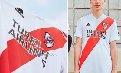 River Plate 2020 2021 adidas Home Football Kit, 2020-21 Soccer Jersey, 2020/21 Shirt, Camiseta de Futbol
