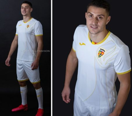 Romania 2021 Olympics Joma Home and Away Football Kit, Soccer Jersey, Shirt, Echipament, Tricou Jocurile Olimpice