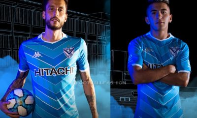 Vélez Sarsfield 2020 2021 Kappa Away Football Kit, 2020-21 Soccer Jersey, 2020/21 Shirt, Camiseta de Futbol