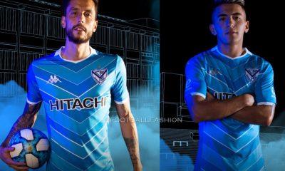 Vélez Sarsfield 2020 2021 Kappa Away Football Kit, 2020-21 Soccer Jersey, 2020/21 Shirt, Camiseta de Futbol