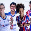 EC Bahia 2021 Home and Away Football Kit, Soccer Jersey, Shirt, Camisa