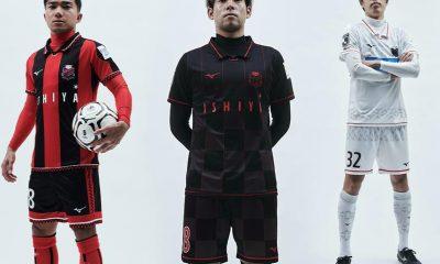 Hokkaido Consadole Sapporo 2021 Mizuno Football Kit, Soccer Jersey, Shirt