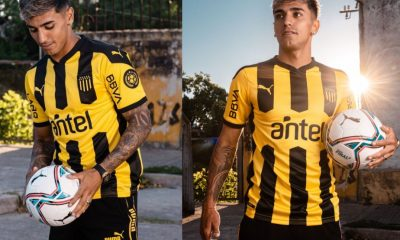 Peñarol 2021/22 PUMA Away Kit - FOOTBALL FASHION