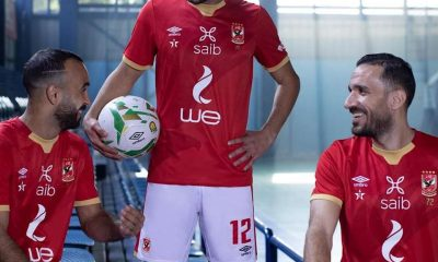 Al Ahly SC 2021 Umbro Home, Away and Third Football Kit, Soccer Jersey, Shirt