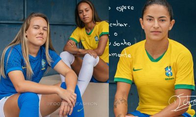 Brazil Women's 2020 2021 Nike Soccer Jersey, Camiseta, Camisa, 2020-21 Football 2020/21 Shirt, Kit, Brasil