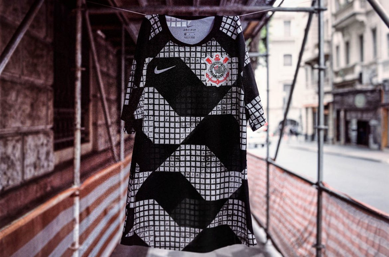 Corinthians 2020 2021 Nike Fourth Football Kit, 2020/21 Soccer Jersey, 2020-21 Shirt, Camisa 4