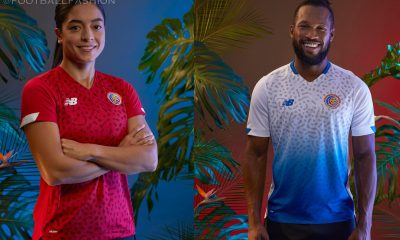 Costa Rica 2021 2022 New Balance Soccer Jersey, Shirt, Football Kit, Camiseta de Futbol