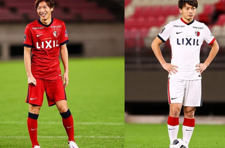 Kashima Antlers 2021 Nike Home and Away Kits - FOOTBALL FASHION