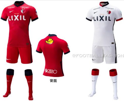 Kashima Antlers 2021 Nike Home and Away Football Kit, Soccer Jersey, Shirt