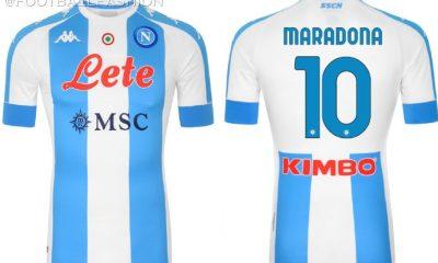 SSC Napoli 2020 2021 Maradona and Argentina-Inspired Fourth Football Kit, 2020-21 Shirt, 2020/21 Soccer Jersey, Camiseta, Gara, Maglia