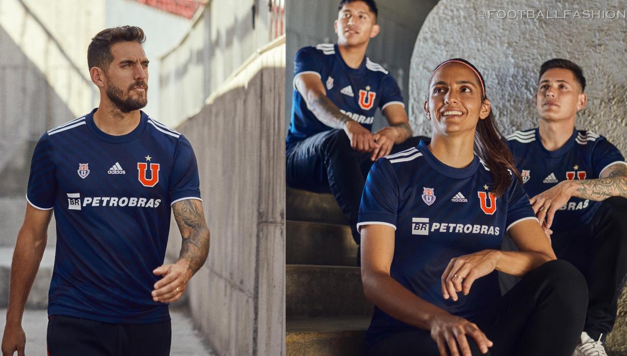 Club Universidad de Chile 2021 adidas Home Kit - FOOTBALL FASHION