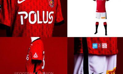 Urawa Red Diamonds 2021 Nike Home Football Kit, Soccer Jersey, Shirt