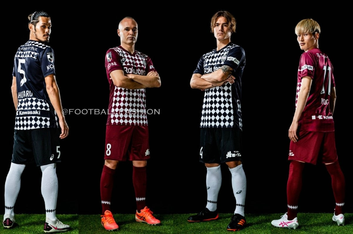 Vissel Kobe 2021 Asics Kits - FOOTBALL FASHION