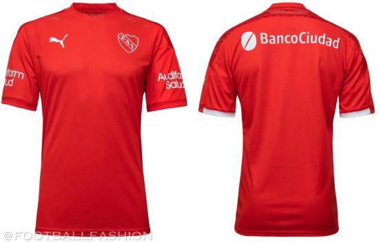 Club Atlético Independiente 2021 PUMA Home and Away Football Kit, Soccer Jersey, Shirt, Camiseta de Futbol