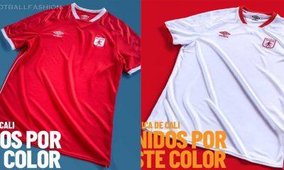 América de Cali 2021 Umbro Football Kit, Soccer Jersey, Shirt, Camiseta de Futbol