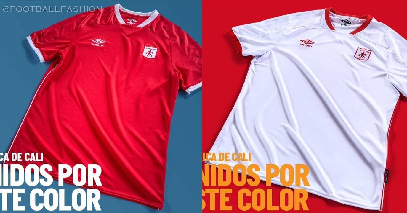 América de Cali 2021 Umbro Kits - FOOTBALL FASHION