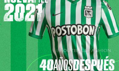 Atlético Nacional 2021 Nike Home Soccer Jersey, Football Kit, Shirt, Camiseta de Futbol