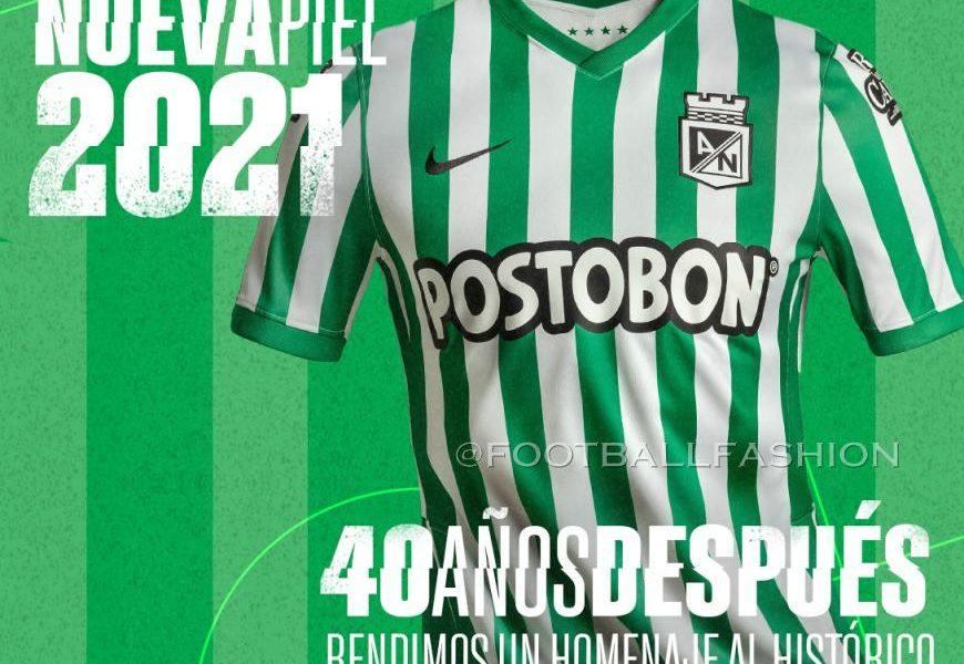 Atlético Nacional Archives - FOOTBALL FASHION