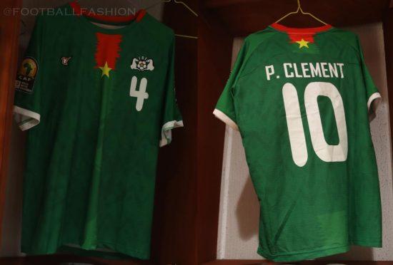 Burkina Faso 2021 Home and Away Football Kit, Soccer Jersey, Shirt, Maillot