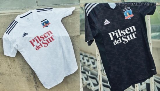 Colo-Colo 2021 adidas Home and Away Football Kit, Soccer Jersey, Shirt, Camiseta de Futbol