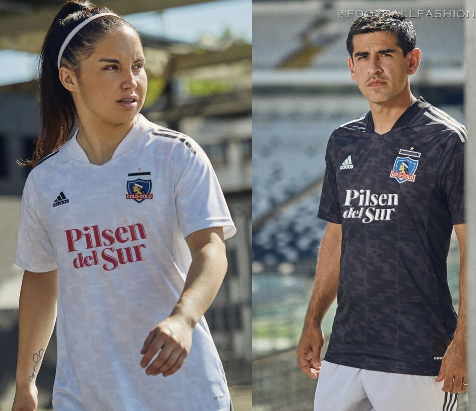 Colo-Colo 2021 adidas Home and Away Kits - FOOTBALL FASHION