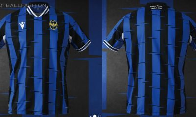 Incheon United 2021 Macron Home and Away Football Kit, Soccer Jersey, Shirt