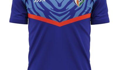 India 2021 2022 SIX5SIX Home and Away Football Kit, Soccer Jersey, Shirt