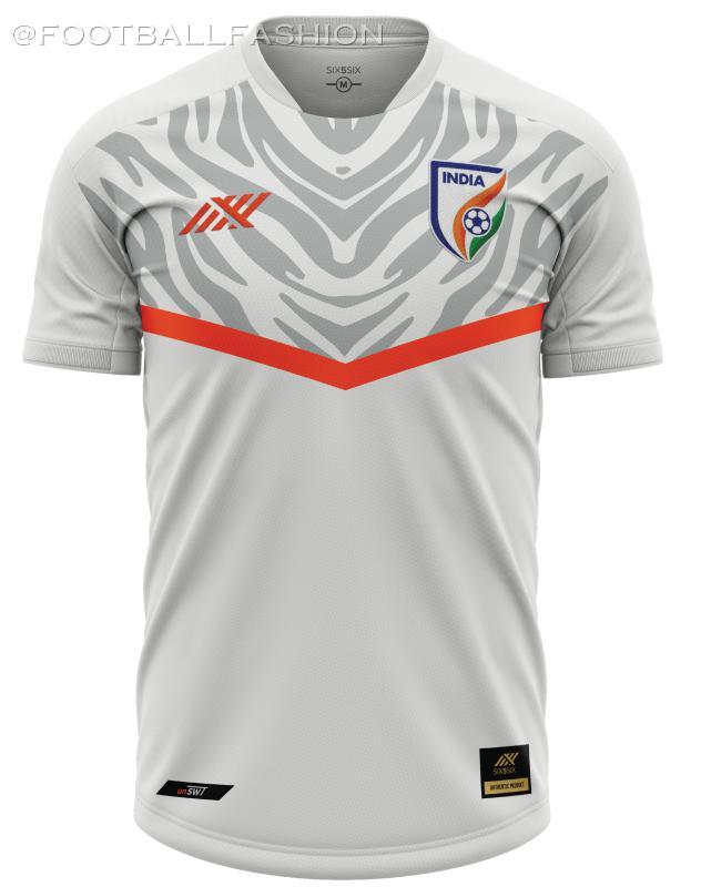 India 2021/22 Home and Away Kits - FOOTBALL FASHION