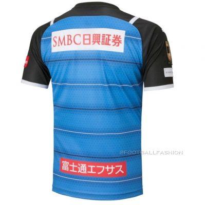 Kawasaki Frontale 2021 PUMA Home and Away Football Kit, Soccer Jersey, Shirt