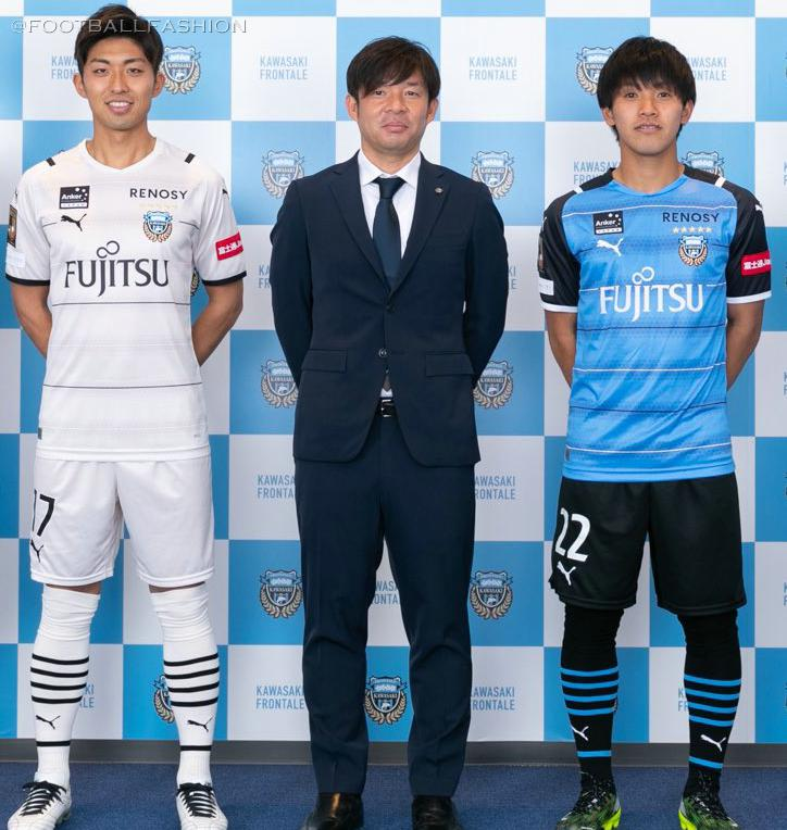 Kawasaki Frontale 2021 PUMA Home and Away Kits - FOOTBALL FASHION