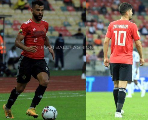 Libya 2021 adidas Home Football Kit, Soccer Jersey, Shirt