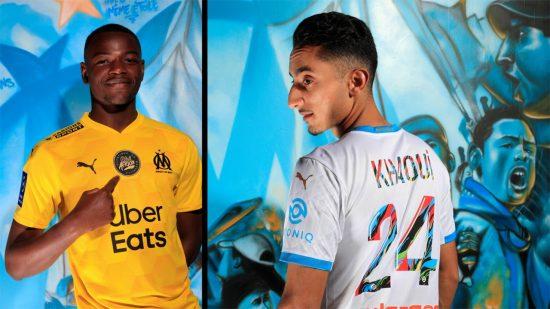 Olympique Marseille 2021 'OM Africa' PUMA Football Kit, Soccer Jersey, Shirt, Maillot Afrique