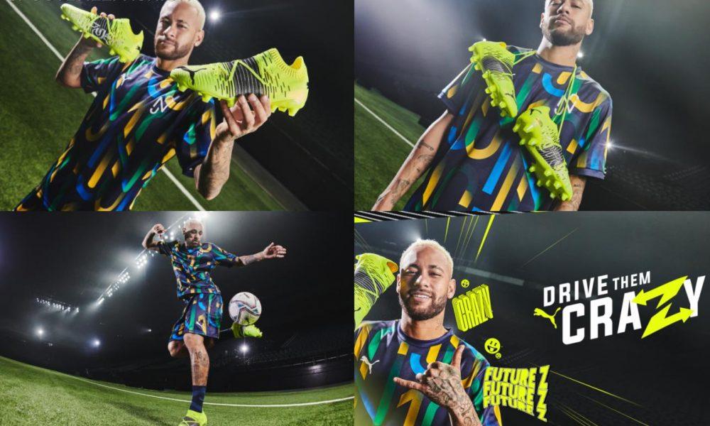 Worn by Neymar Jr. - PUMA Unveils the FUTURE Z 1.1 Soccer Boot