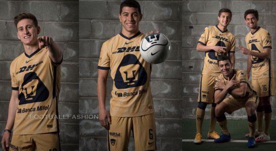Pumas UNAM 2021 Nike Third Soccer Jersey, Shirt, Football Kit, Camiseta de Futbol