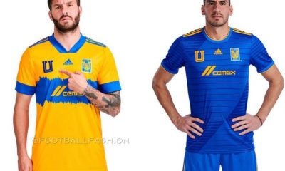 Tigres UANL FIFA World Club Cup adidas Football Kit, Soccer Jersey, Shirt, Camiseta de Futbol