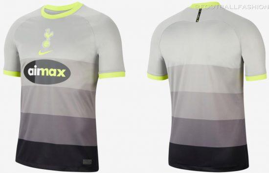 Tottenham 2021 Nike Air Max 95 Football Kit, Soccer Jersey, Shirt