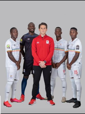 Uganda 2021 Umbro Home, Away and Third Football Kit, Soccer Jersey, Cranes Shirt
