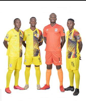 Uganda 2021 Umbro Home, Away and Third Football Kit, Soccer Jersey, Cranes Shirt
