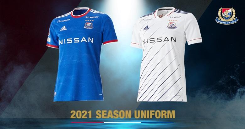 Yokohama F. Marinos 2021 adidas Kits - FOOTBALL FASHION